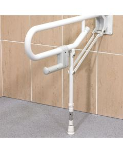 1800 Series Fold Up Support Rail