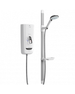 Mira Advance Flex thermostatically controlled electric shower.