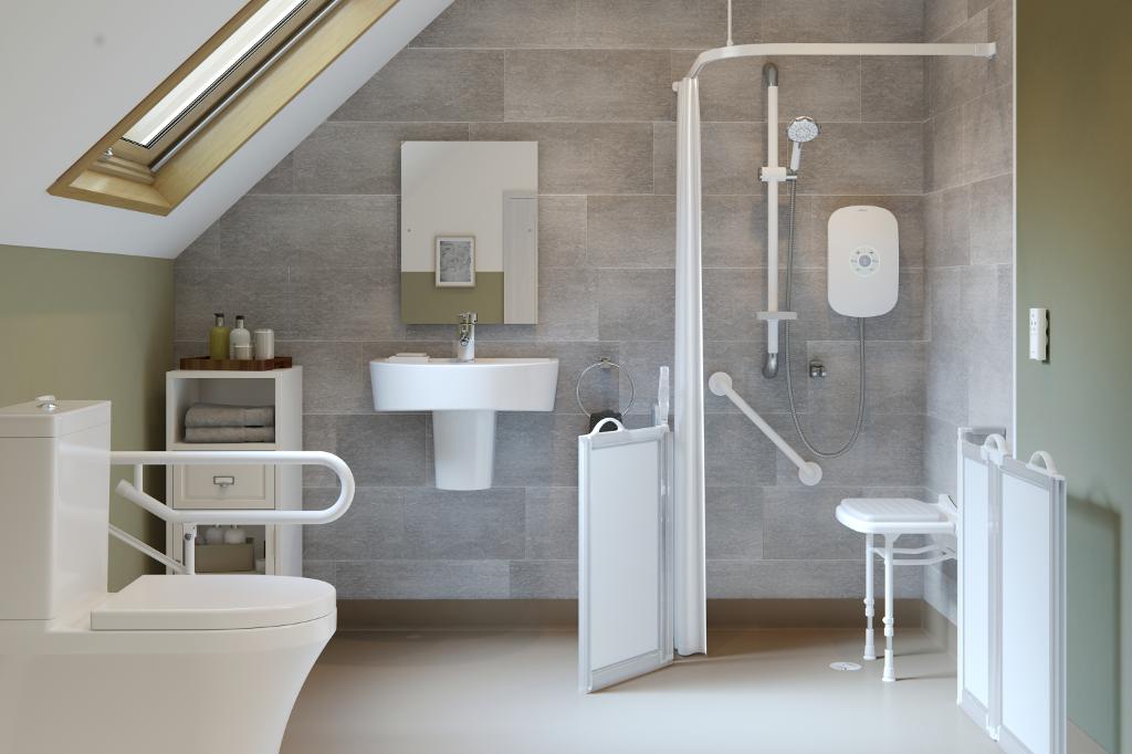 Shower Screens | Safety shatterproof glazing